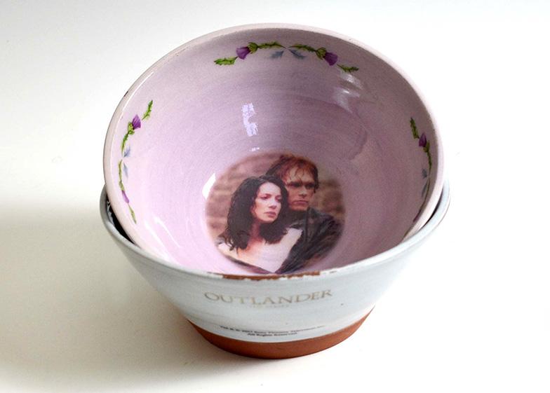 Outlander Boat Bowls