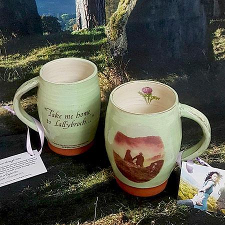 outlander mug